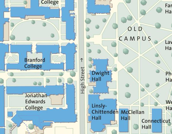Mapping Yale, Part Four | Y Design
